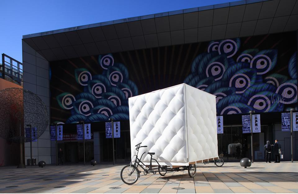 2012大声展展品:包房