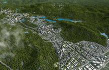 广州长岭居城市设计